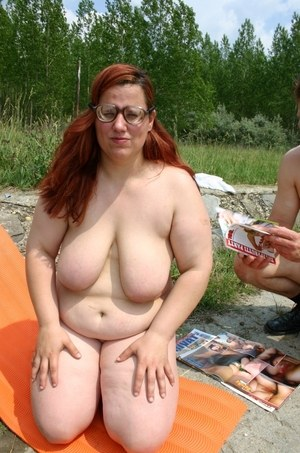 Bbw With Saggy Tits
